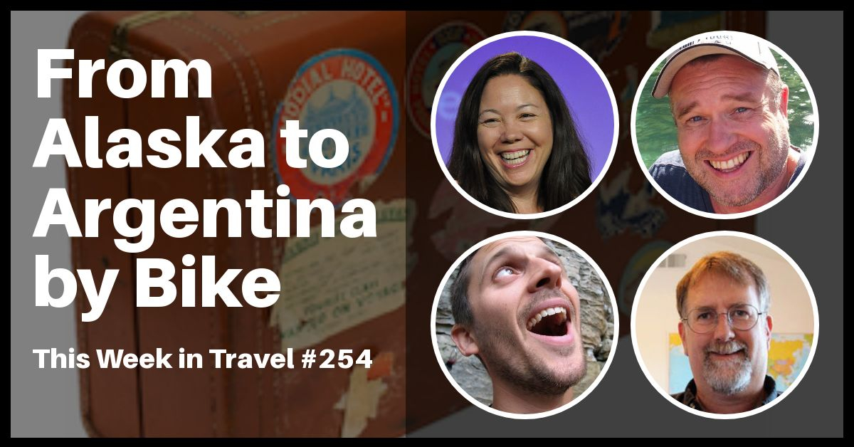 From Alaska to Argentina by Bike (Podcast)