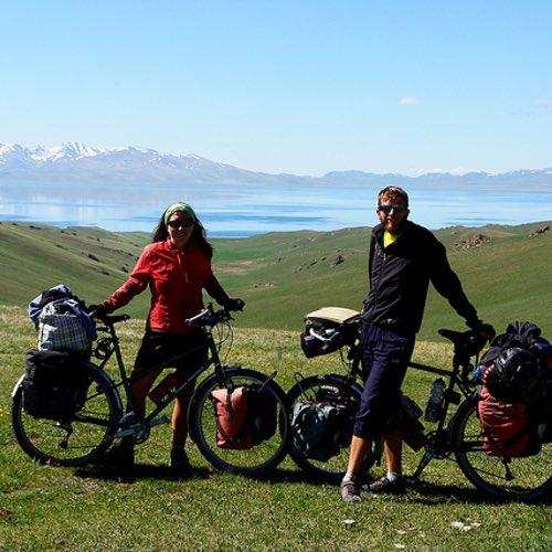 Bike Travel in Central Asia (Turkmenistan, Uzbekistan, Kazakhstan, Kyrgyzstan) – Episode 172