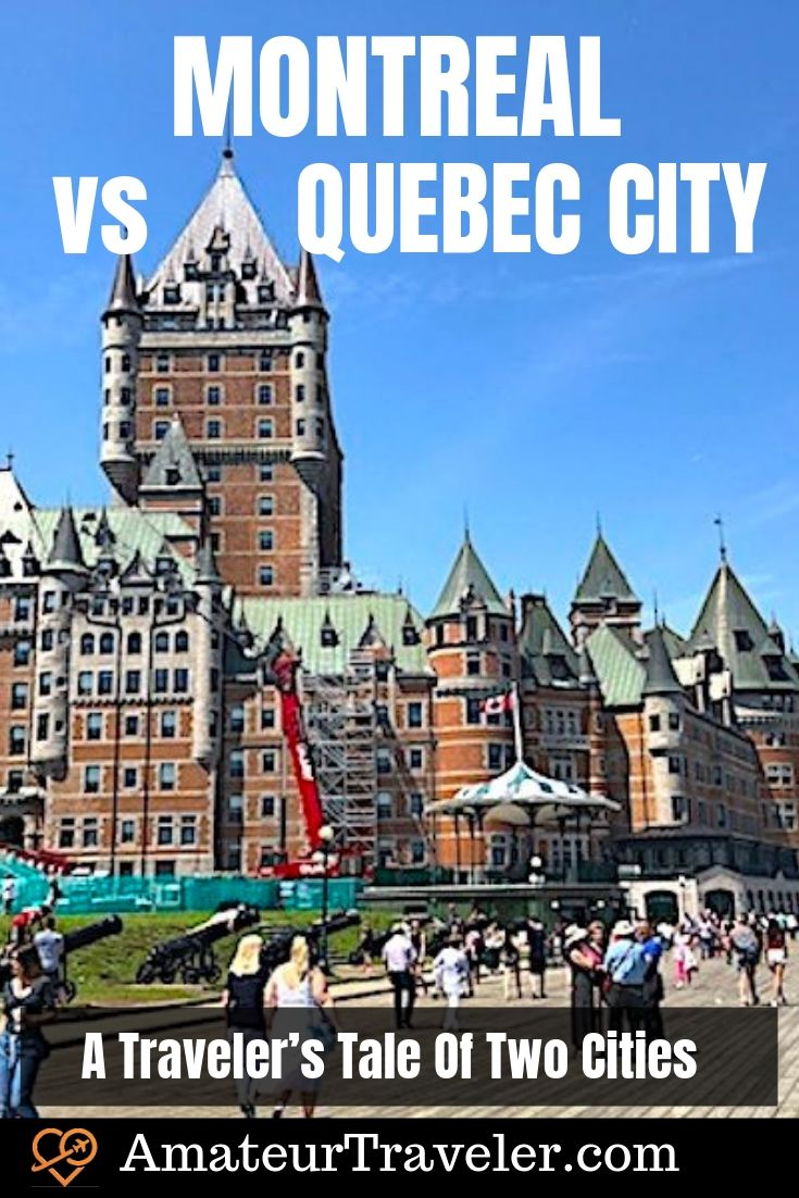 Montreal vs Quebec   What to do in Montreal   What to do in Quebec #travel #trip #vacation #planning #itinerary #montreal #Quebec #quebec-city #canada #what-to-do-in #what-to-see-in