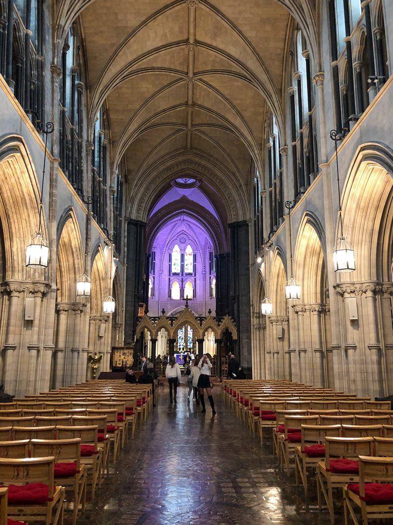 Christ's Church Dublin Ireland