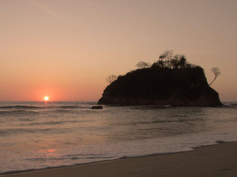 Sunset PLaya Rosada