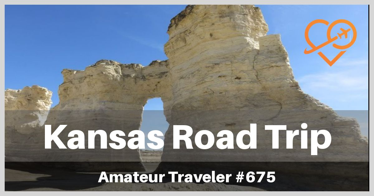 Kansas Road Trip (Podcast)