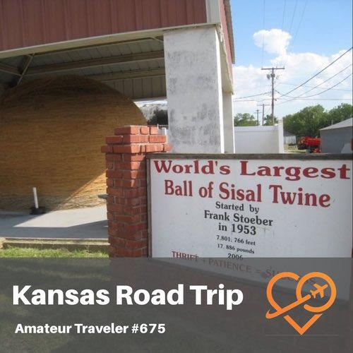 Kansas Road Trip – Episode 675