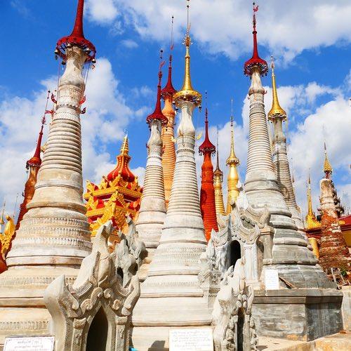 Myanmar Tourist Spots we saw on Our Myanmar Honeymoon