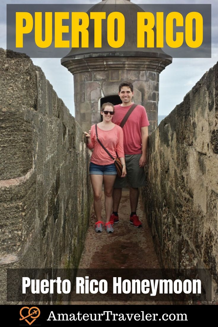 Puerto Rico Honeymoon Itinerary and Hotels | Things to do in Puerto Rico #travel #trip #vacation #Puerto-Rico #san-juan #honeyhmoon #things-to-do-in #itinerary #beaches #food #history