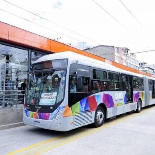 Guide to Buses in Quito Ecuador