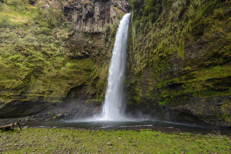 Great Pita Waterfalls - Ecuador