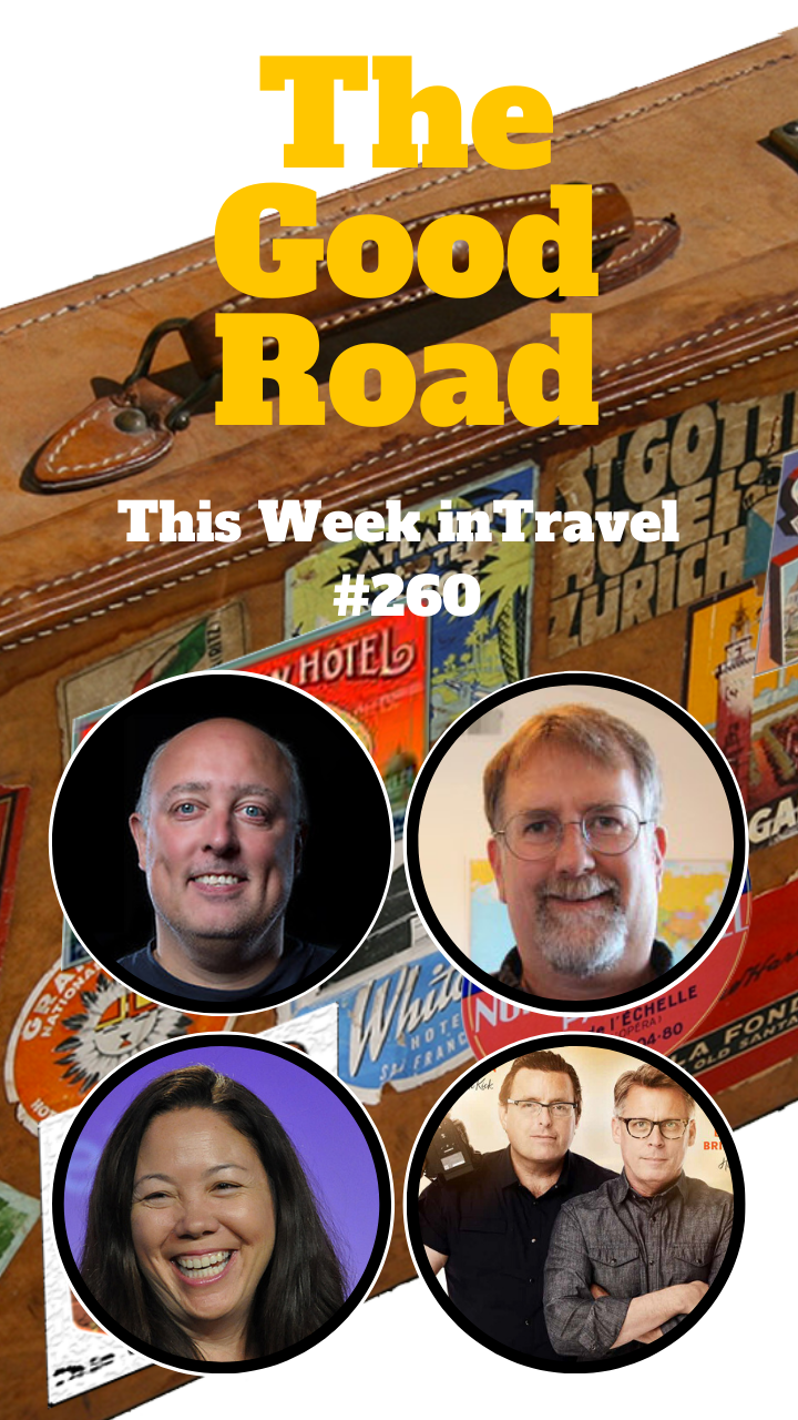 The Good Road TV Show on PBS - This Week in Travel #260 #travel #trip #vacation #pbs #tv #show