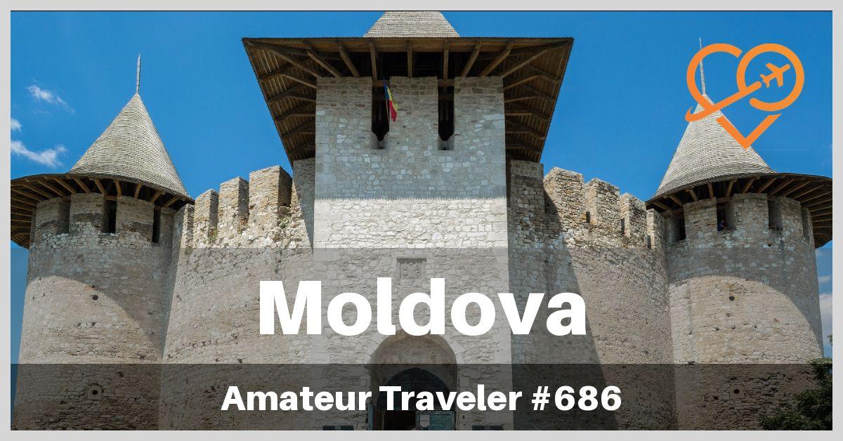 Travel to Moldova (Podcast)