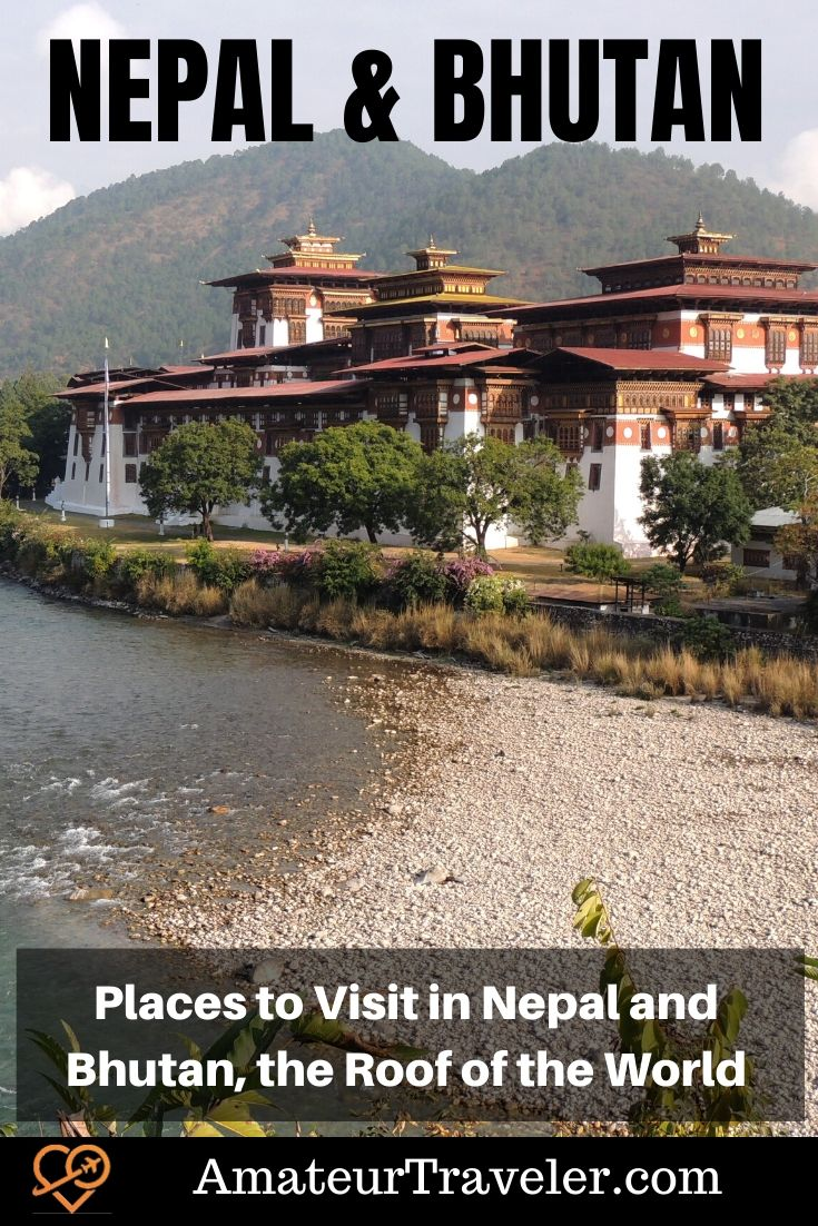 Places to Visit in Nepal   Places to Visit in Bhutan   What to do in Nepal   What to do in Bhutan   Tiger's Nest #asia #himalayas #nepal #bhutan #travel #trip #vacation #kathmandu #everest #temples #heritage-site #adventure #food #facts #hiking