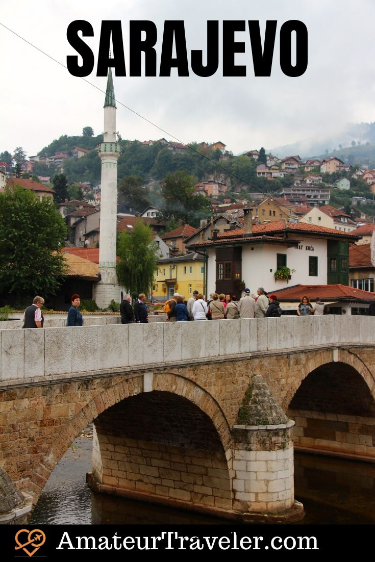 What to do in Sarajevo, Bosnia and Herzegovina #travel #trip #vacation #Sarajevo #Bosnia #what-to-do-in