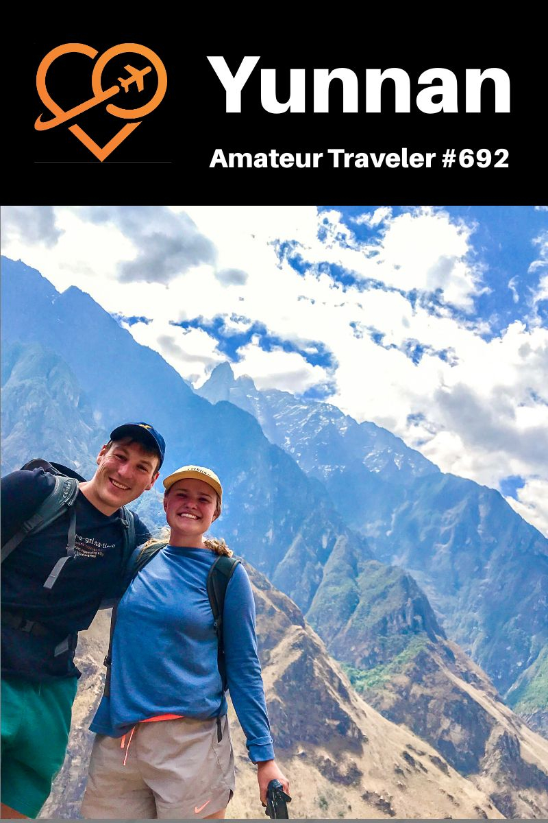 Travel to Yunnan (Podcast)   Places to see in China's Yunnan Province including Tiger Leaping Gorge #travel #trip #vacation #china #asia #yunnan #Lijiang #Kunming #hiking