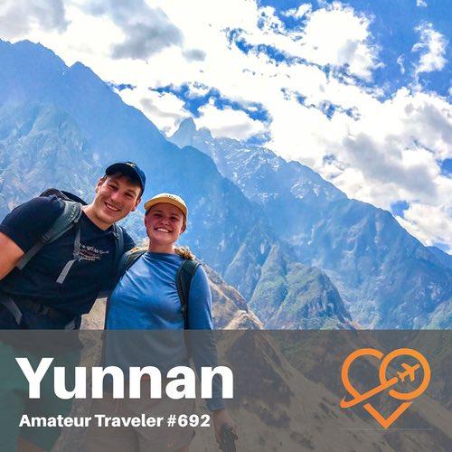 Travel to Yunnan, China – Episode 692