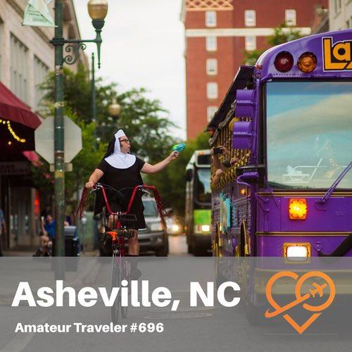 Travel to Asheville, North Carolina – Episode 696