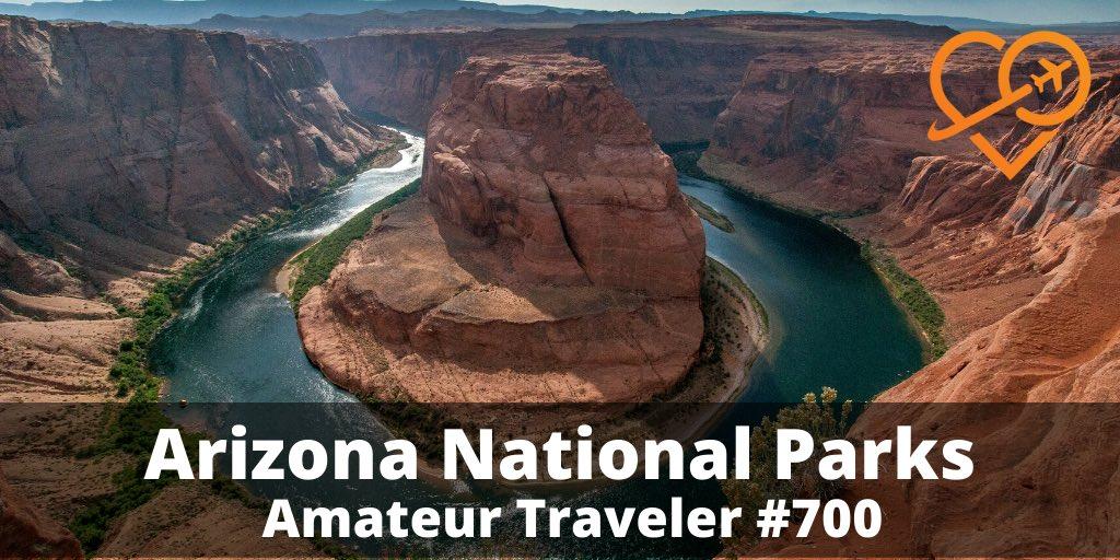 Arizona National Parks (Podcast)