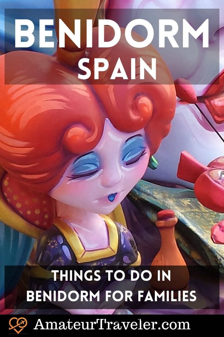 Things to do in Benidorm, Spain for Families #spain #Benidorm #beach #beach #things-to-do-in #old-town