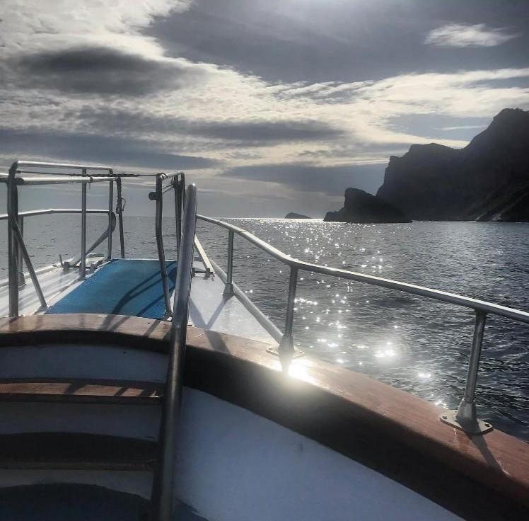 trip to Benidorm Island