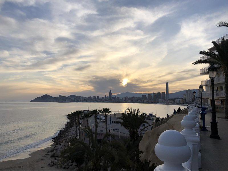 Puerto Deportivo - Benidorm, Spain