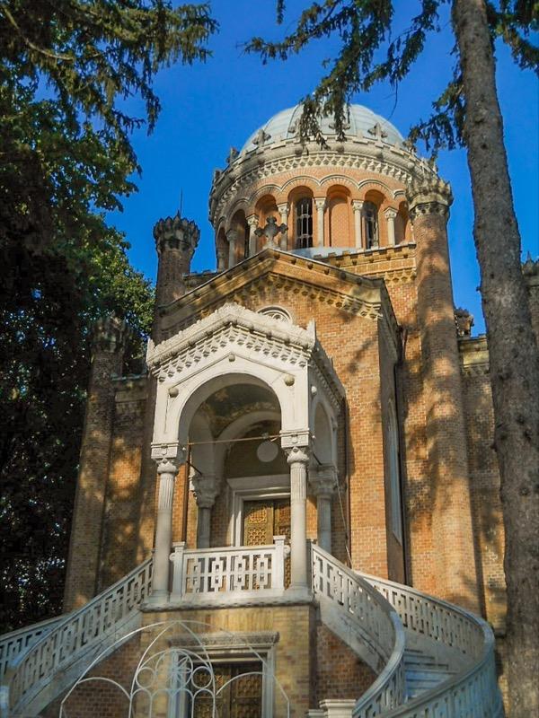 Stirbey Chapel - Romania