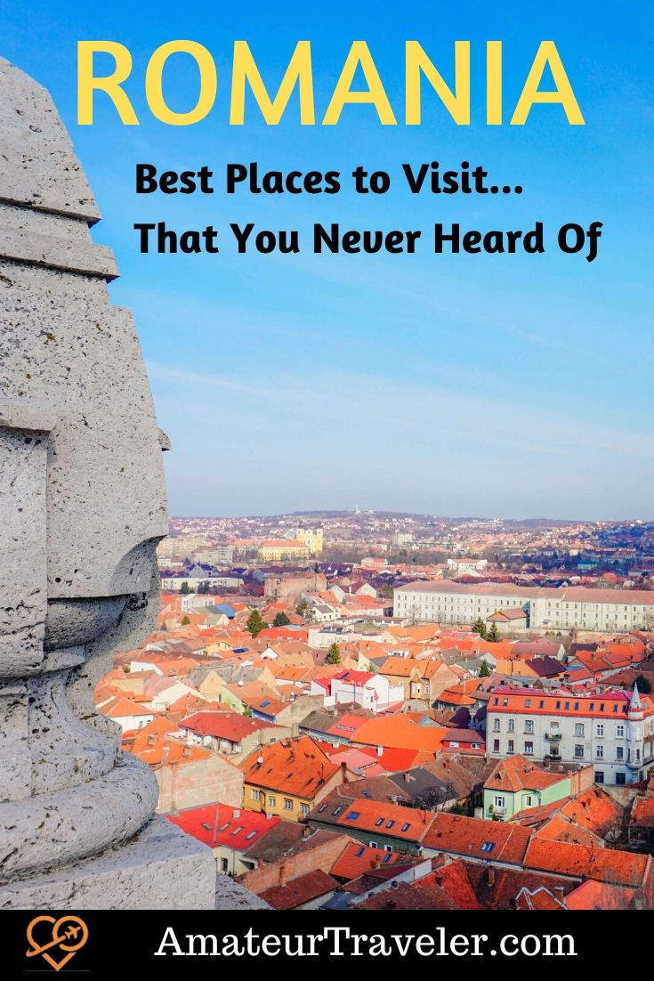 Best Places to Visit in Romania... That You Never Heard Of | Where to go in Romania | Castles #romania #europe #castles #dracula #transylvania #travel #trip #vacation