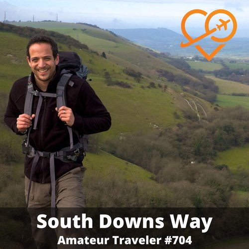 Walking the South Downs Way in England – Episode 704