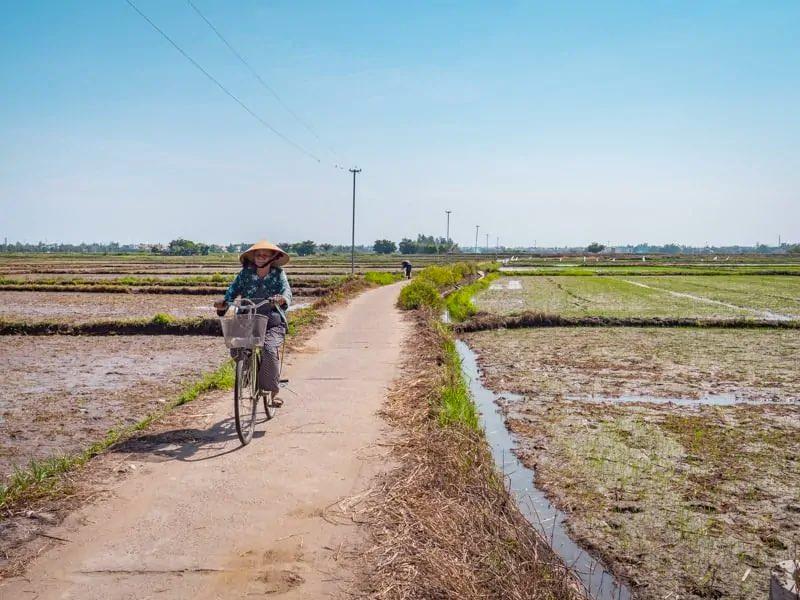 Cycling Hoi An