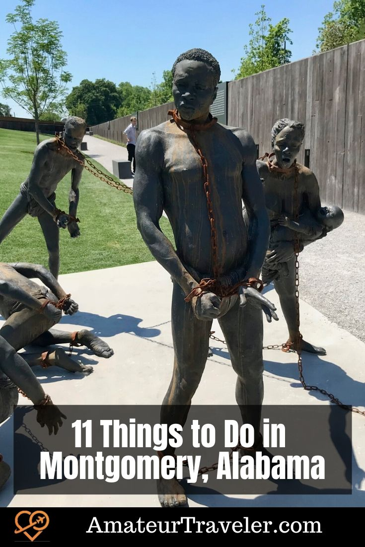 11 Things to Do in Montgomery Alabama #travel #montgomery #alabama #museum #civil-rights #baseball
