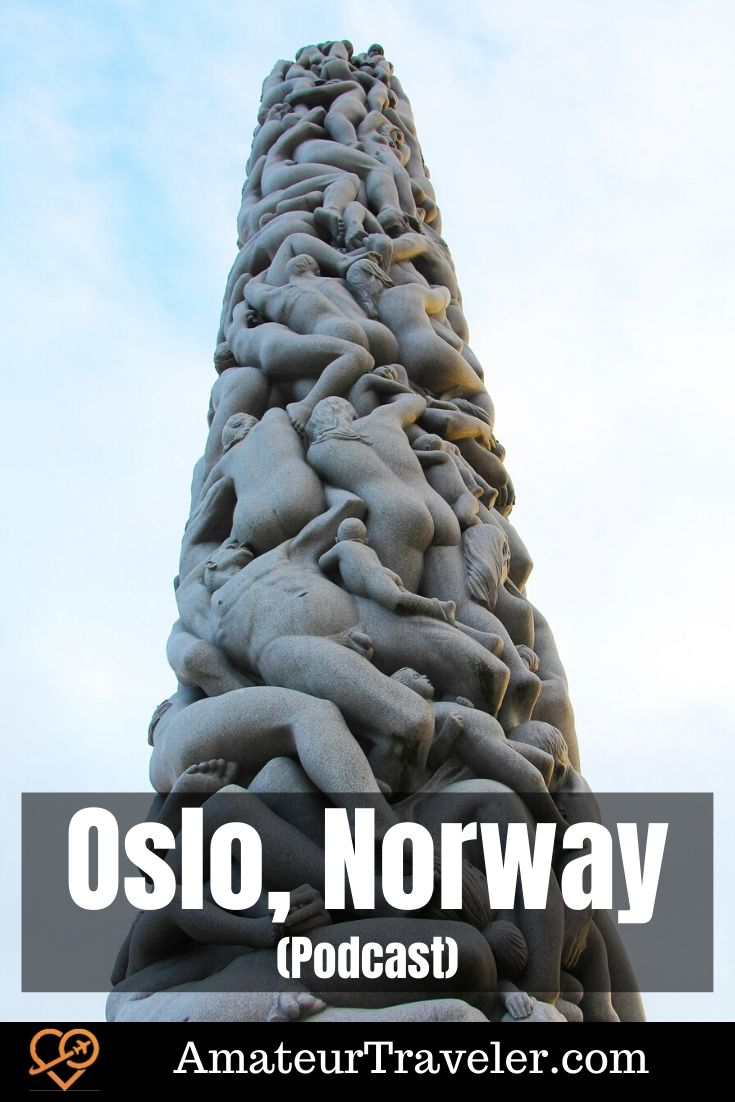 What to Do in Oslo Norway #norway #oslo #what-to-do-in #museums #skiing #swimming #restaurants (Podcast)