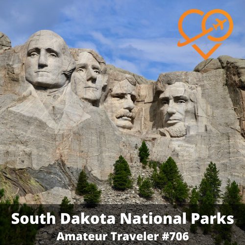 South Dakota National Parks – Episode 706