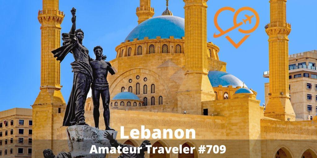 Travel to Lebanon (Podcast)