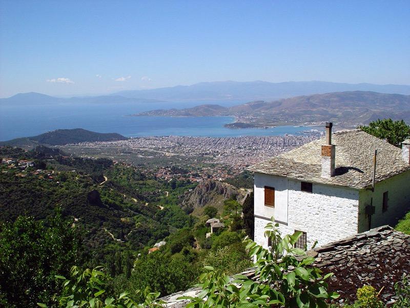 Makrinitsa Village