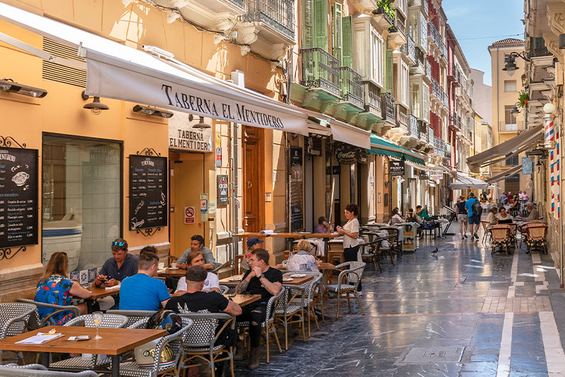 Malaga Old Town