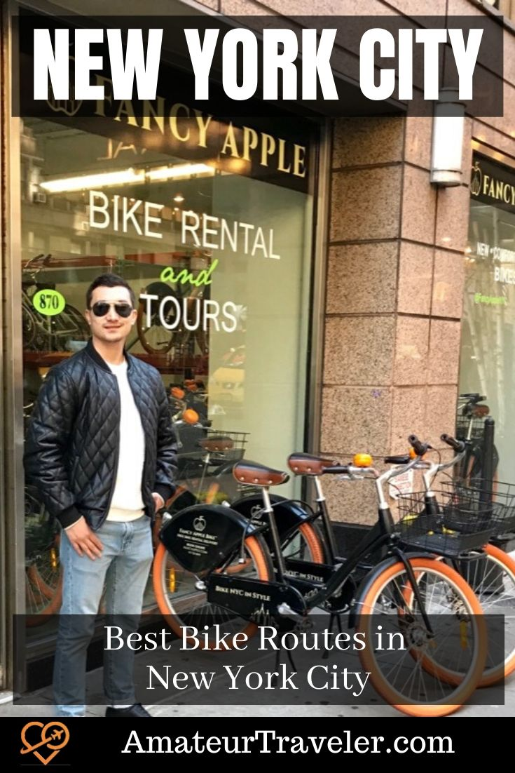 Best Bike Routes in New York City | Best Bike Paths in New York City #new-york #bike #cycling #bicycle #NYC