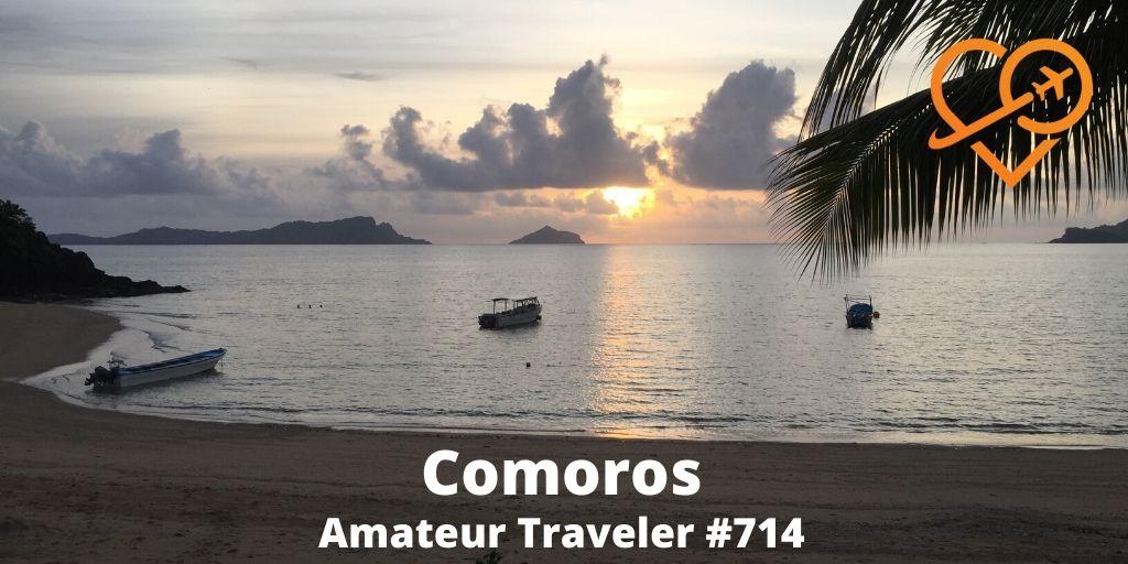 Travel to Comoros (Podcast)