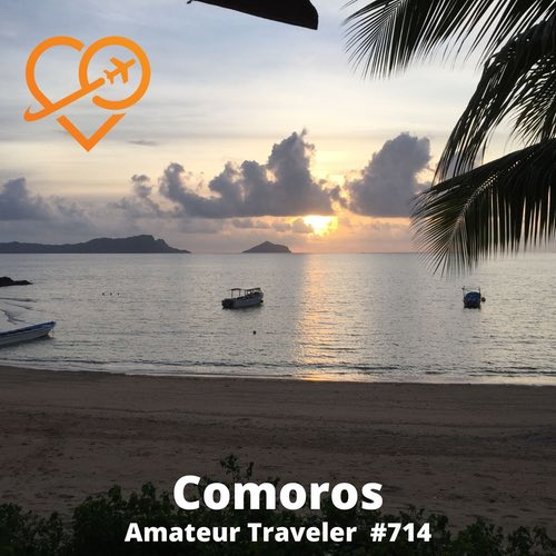Travel to Comoros – Episode 714