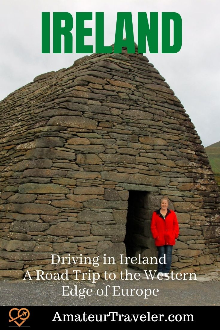 Driving in Ireland - A Road Trip to the Western Edge of Europe #road-trip #ireland #travel #trip #vacation #dingle-penninsula #ring-of-kerry #rock-of-cashel #dublin
