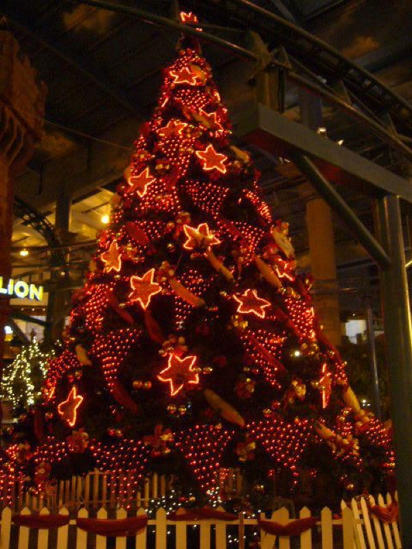 Malaysia Christmas Tree