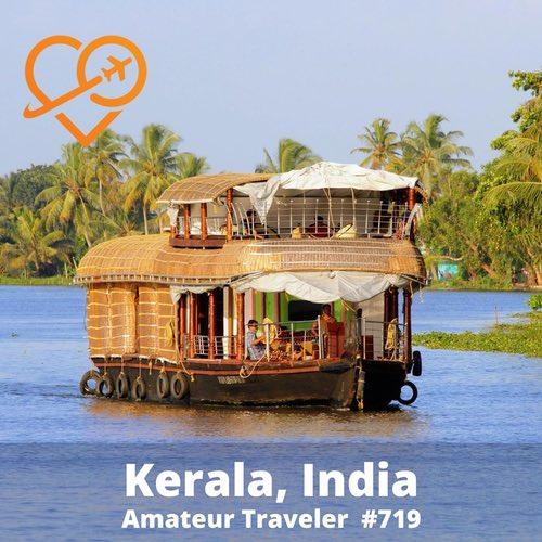 Travel to Kerala, India – Episode 719