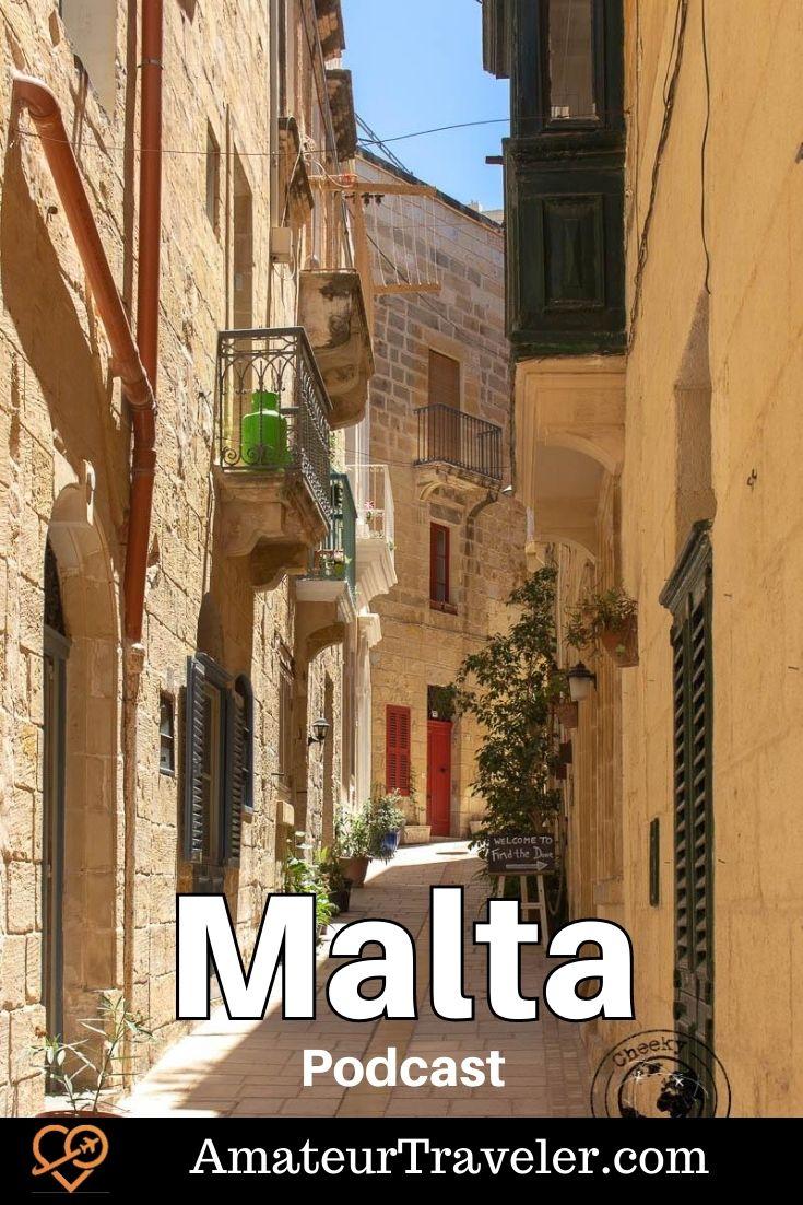 Sightseeing in Malta | Things to do in Malta (Podcast) #travel #trip #vacation #malta #itinerary #island #valletta #mdina #gozo #blue-lagoon
