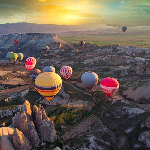 Things To Do in Cappadocia – Turkey