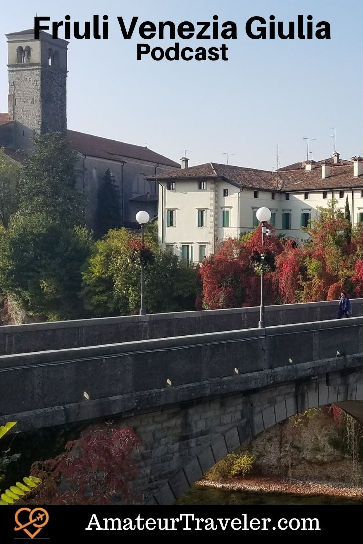 Travel to Friuli Venezie Giulia, Italy (Podcast) | Things to Do in Friuli Venezie Giulia #travel #trip #vacation #friuli #trieste #udine #italy #dolomites #places #cities #things-to-do-in