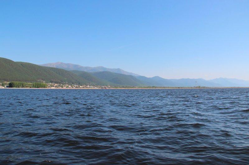 Lake Biakal