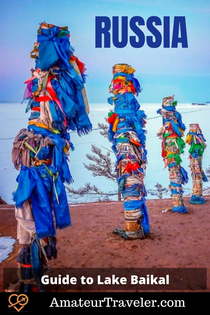 Guide to Lake Baikal - Russia's Biggest Lake World's Biggest Lake #russia #siberia #travel #trip #vacation #lake-baikal #things-to-do-in #fishing #hunting #boating