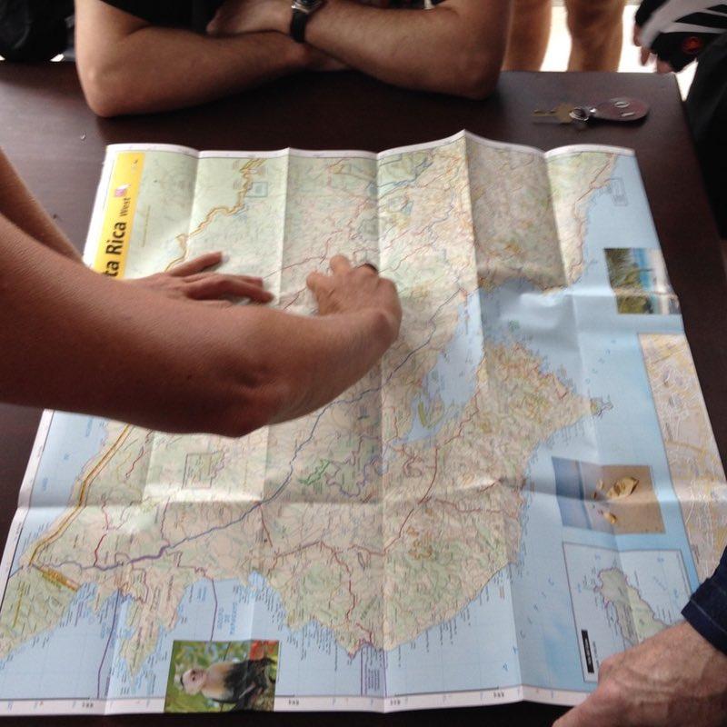 Morning briefing Costa Rica