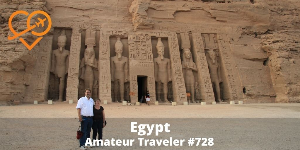Places to Visit in Egypt (Podcast)