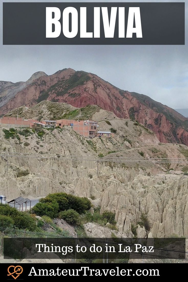 Things to do in La Paz, Bolivia #south-america #bolivia #la-paz #travel #trip #vacation