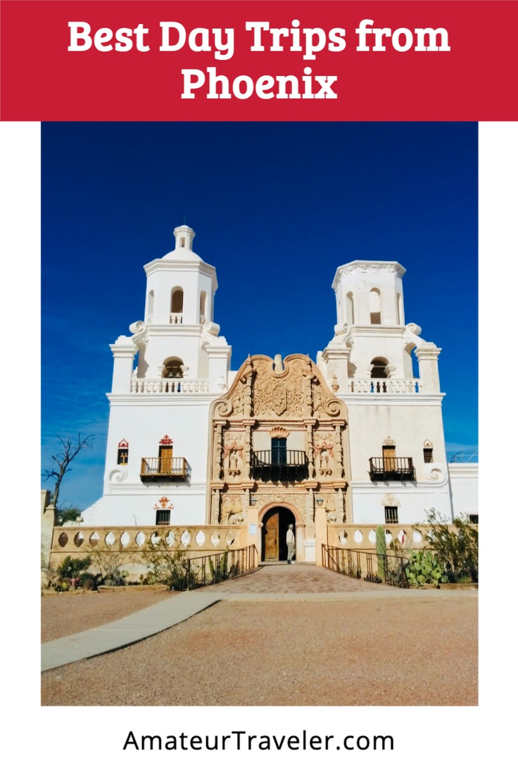 Best Day Trips from Phoenix | Places to see in Arizona #travel #trip #vacation #arizona #daytrip