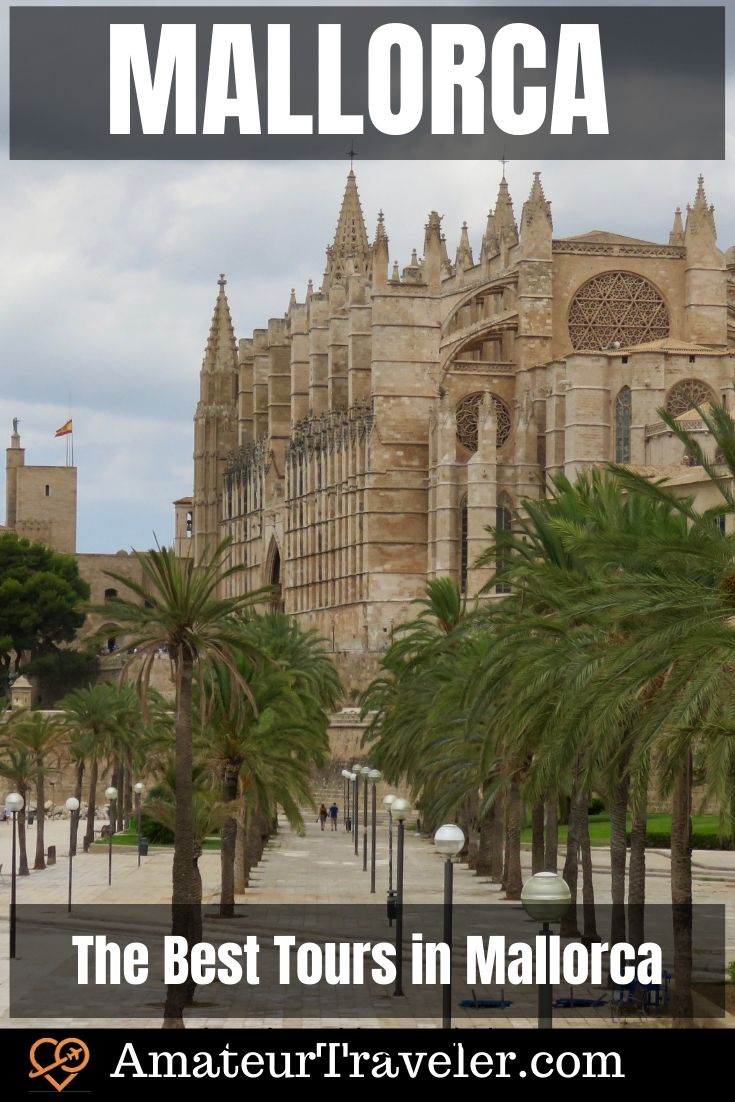 Best Tours in Mallorca | Balearic Islands | Spain | Things to do in Mallorca #tours #spain #Balearic-Islands #palma #caves #boat #balloon #mallorca