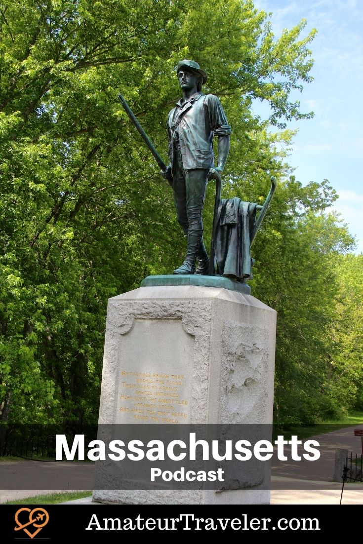 Travel to Massachusetts (Podcast) - Amateur Traveler | Places to see in Massachusetts #Massachusetts #travel #trip #vacation #places #things-to-do-in