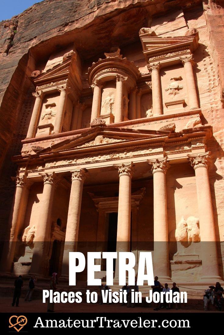 Places to Visit in Jordan - Ancient Cities, Crusader Castles, and Canyoneering | Things to do in Jordan #jordan #middle-east #dead-sea #petra #amman #wadi-rum #wadi-mjib #jerash #travel #trip #vacation